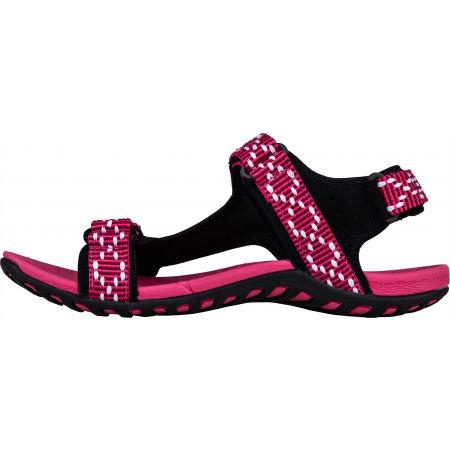 Dámske sandále - ALPINE PRO LAUN - 4