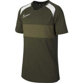 Nike DRY ACD TOP SS SA B - Boys' football T-shirt