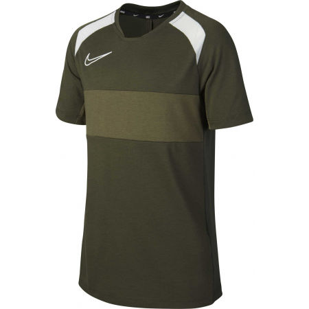 Nike DRY ACD TOP SS SA B - Chlapecké fotbalové tričko