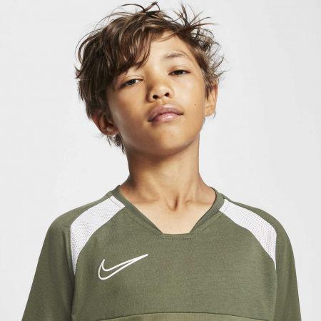 Chlapčenské futbalové tričko - Nike DRY ACD TOP SS SA B - 6
