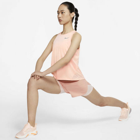 Dámské běžecké tílko - Nike MILER TANK W - 5