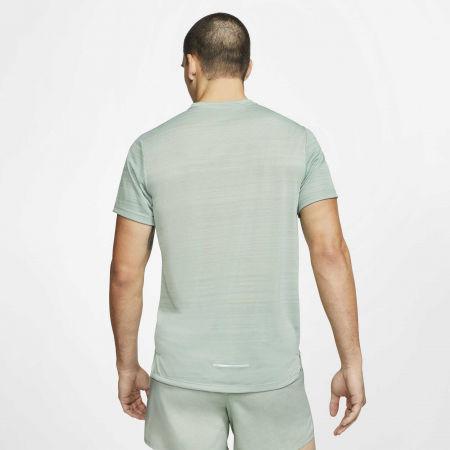 Men's running T-shirt - Nike DRY MILER TOP SS M - 4