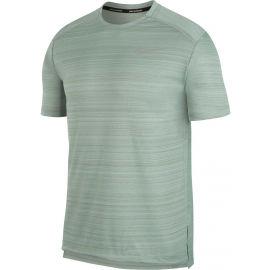 Nike DRY MILER TOP SS M - Pánské běžecké tričko
