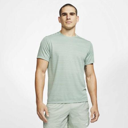Men's running T-shirt - Nike DRY MILER TOP SS M - 3