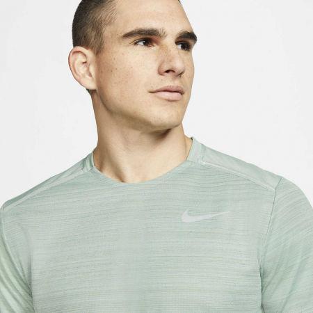 Men's running T-shirt - Nike DRY MILER TOP SS M - 6