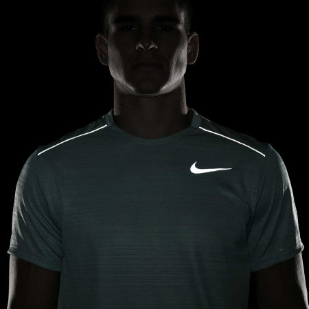 Men's running T-shirt - Nike DRY MILER TOP SS M - 8