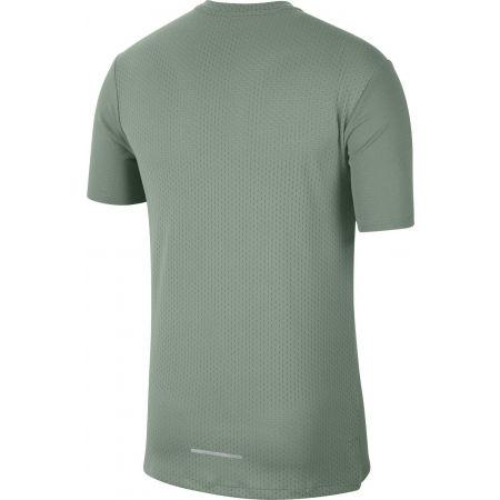 Pánské tréninkové tričko - Nike DRY MILER SS TECH PO FF M - 2