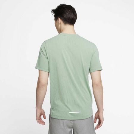 Pánské tréninkové tričko - Nike DRY MILER SS TECH PO FF M - 4