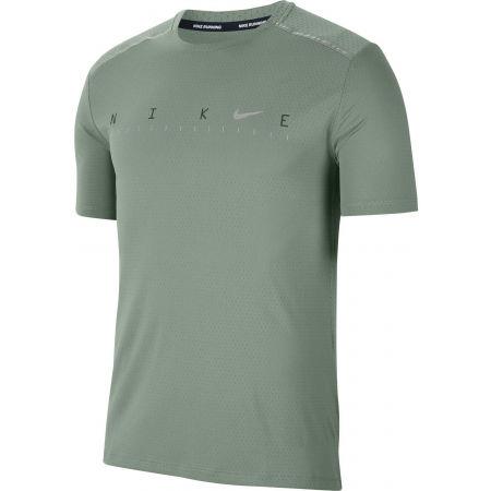 Nike DRY MILER SS TECH PO FF M - Pánske tréningové tričko