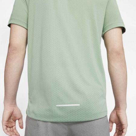 Pánské tréninkové tričko - Nike DRY MILER SS TECH PO FF M - 6