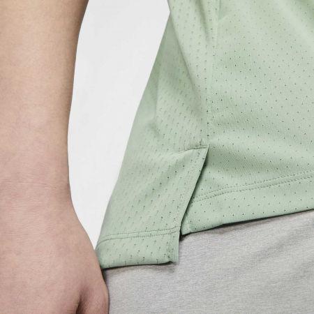 Pánské tréninkové tričko - Nike DRY MILER SS TECH PO FF M - 7