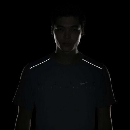 Pánské tréninkové tričko - Nike DRY MILER SS TECH PO FF M - 11
