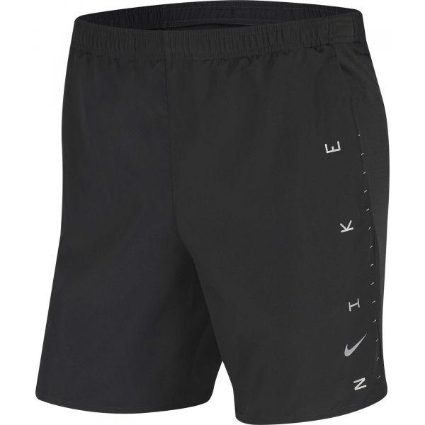 Nike CHLLGR 7IN BF PO GX FF M černá L - Pánské běžecké šortky