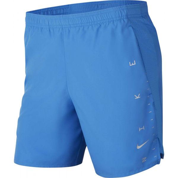 Nike CHLLGR 7IN BF PO GX FF M modrá L - Pánske bežecké šortky