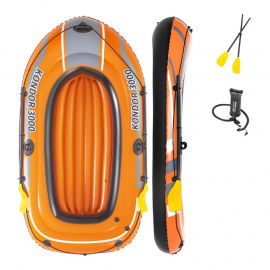 Bestway KONDOR 3000 SET - Inflatable boat