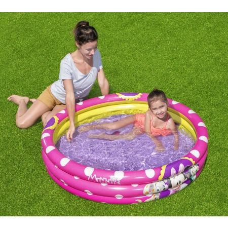 Detský bazén - Bestway MINNIE 3 RING POOL - 5