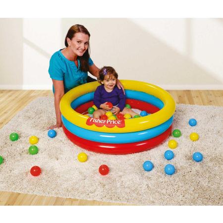Detský bazén - Bestway 3 RING BALL PIT PLAY POOL - 4