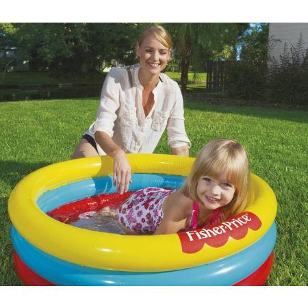 Detský bazén - Bestway 3 RING BALL PIT PLAY POOL - 5