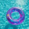 Nafukovací kruh - Bestway FLIRTY FEATHER SWIM RING - 3
