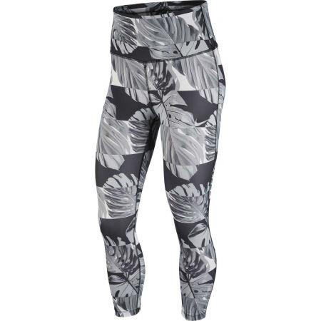 Nike FAST CROP RUNWAY PR HR W - Dámské běžecké legíny