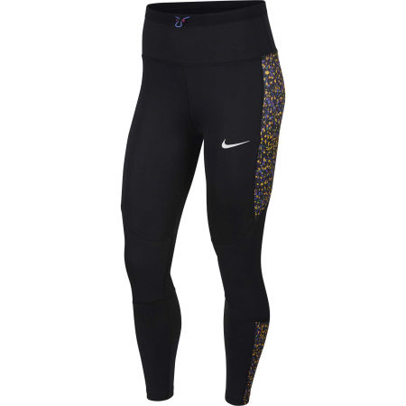Nike ICNCLSH FAST TGHT 7_8 W - Damen Leggings