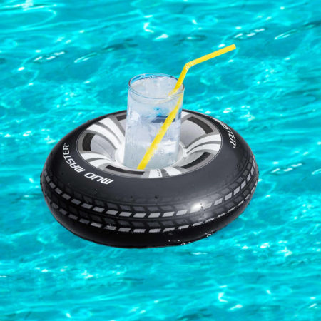 Držiak na nápoje - Bestway FLOATING TIRE DRINK HOLDER - 2