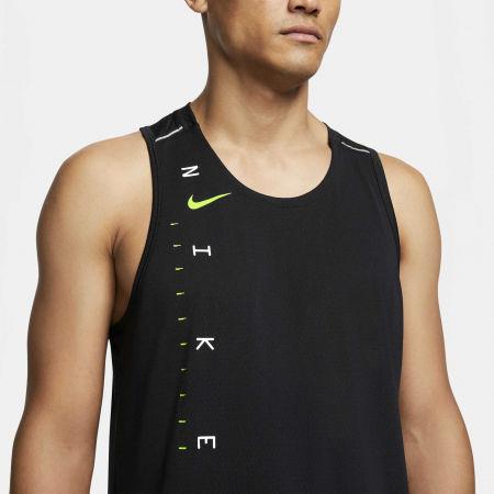 Pánsky bežecký top - Nike DRY MILER TANK TECH GX FF M - 6