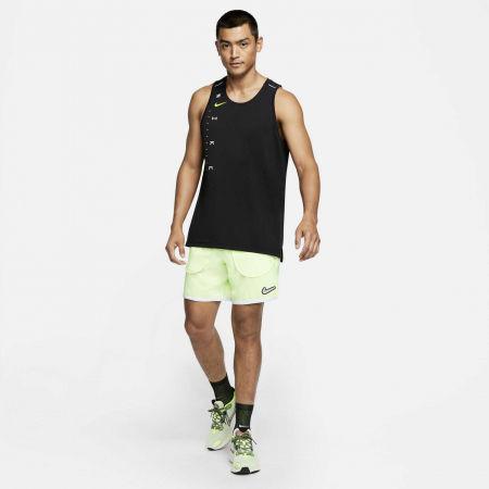 Pánsky bežecký top - Nike DRY MILER TANK TECH GX FF M - 5