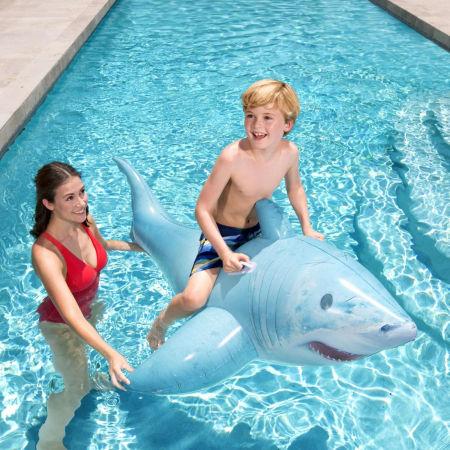 Nafukovací žralok - Bestway REALISTIC SHARK RIDE-ON - 5