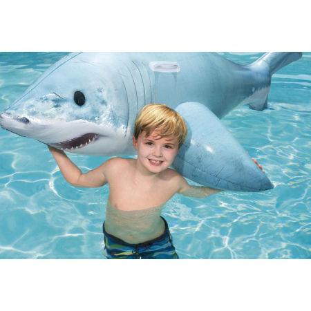 Nafukovací žralok - Bestway REALISTIC SHARK RIDE-ON - 3