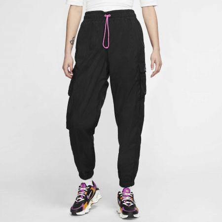 Dámské tepláky - Nike NSW ICN CLSH PANT WVN W - 3
