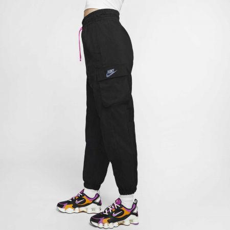 Dámské tepláky - Nike NSW ICN CLSH PANT WVN W - 4