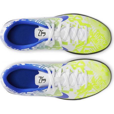 Детски футболни обувки - Nike JR MERCURIAL VAPOR 13 CLUB NJR TF - 4
