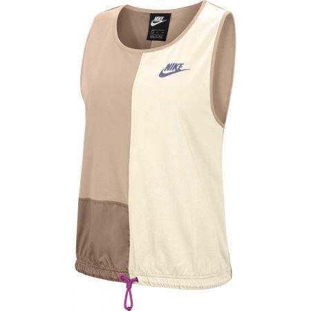 Női ujjatlan felső - Nike NSW ICN CLSH TANK W - 1