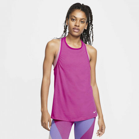 Dámske športové tielko - Nike TANK ICN CLSH BST W - 3