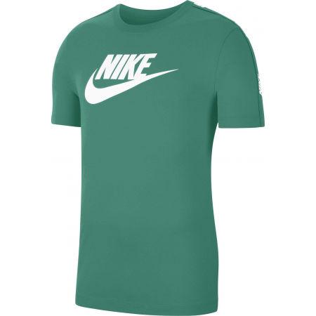 Pánske tričko - Nike NSW HYBRID SS TEE M - 1