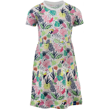 ALPINE PRO TAIMO - Kids' summer dress