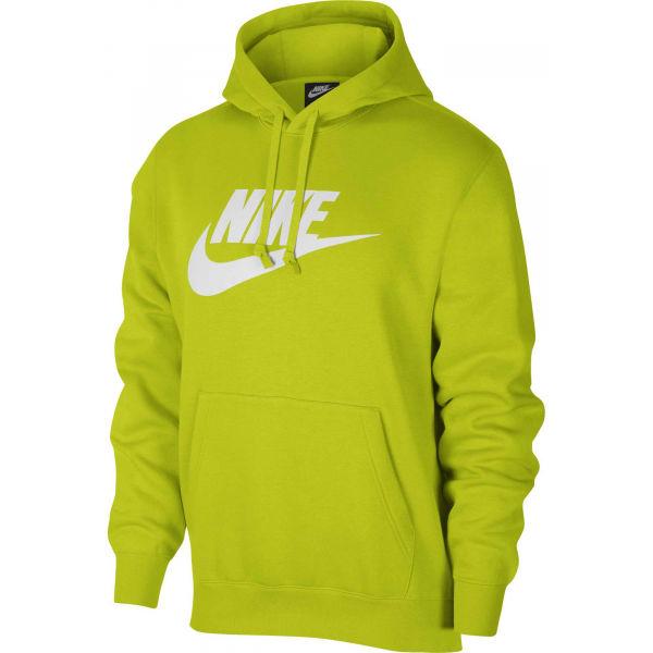 Nike NSW CLUB HOODIE PO BB GX M  L - Pánská mikina