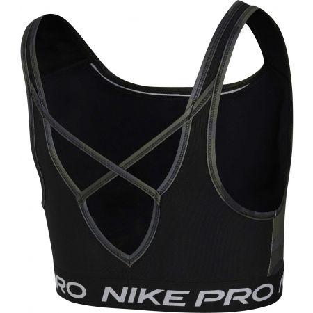 Női sportmelltartó - Nike SWOOSH BRA CAMO PRT - 2