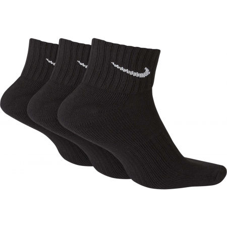 3PPK VALUE COTTON QUARTER - Спортни чорапи - Nike 3PPK VALUE COTTON QUARTER - 2