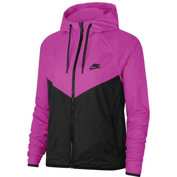 Nike NSW WR JKT  XL - Dámská bunda