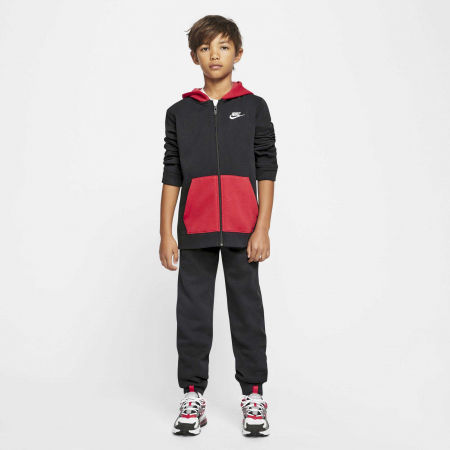 Chlapčenská  tepláková súprava - Nike NSW TRK SUIT CORE BF B - 3