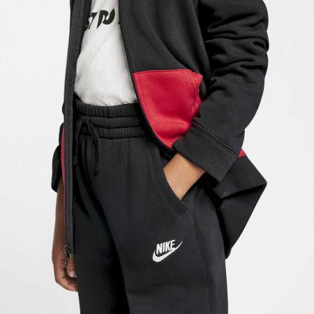 Chlapčenská  tepláková súprava - Nike NSW TRK SUIT CORE BF B - 7