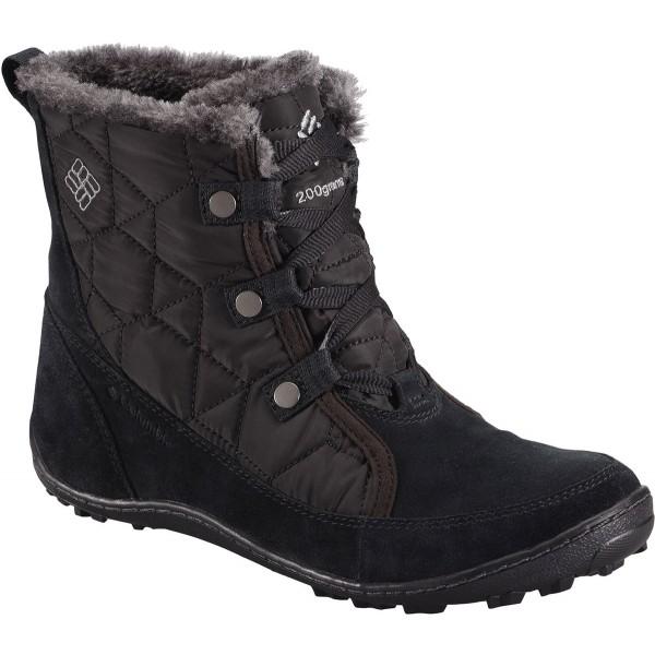 Columbia MINX SHORTY OH černá 10 - Dámská zimní obuv