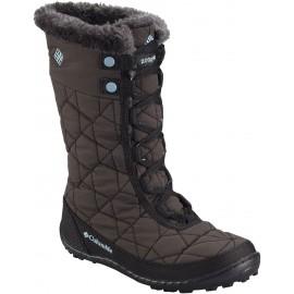 Columbia YOUTH MINX MID II OMNI-HEAT WP - Detská zimná obuv