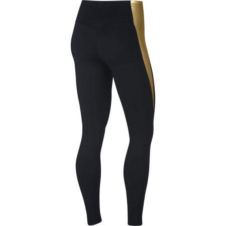 Damen Leggings - Nike ONE TGHT PP5 COLORBLOCK - 2