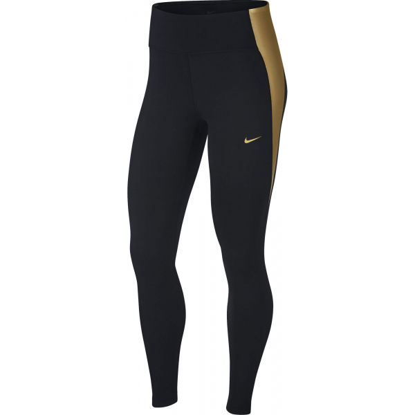 Nike ONE TGHT PP5 COLORBLOCK - Dámske legíny