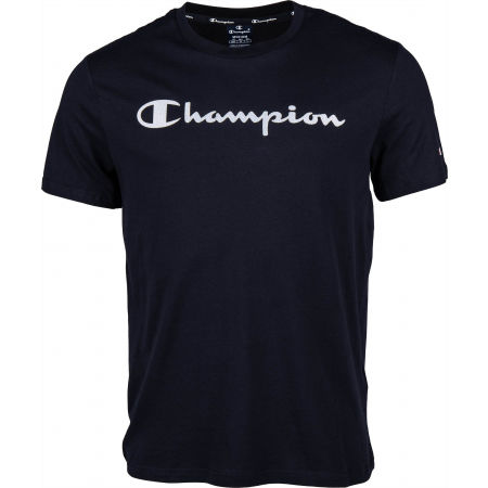 Мъжка тениска - Champion CREWNECK T-SHIRT - 1