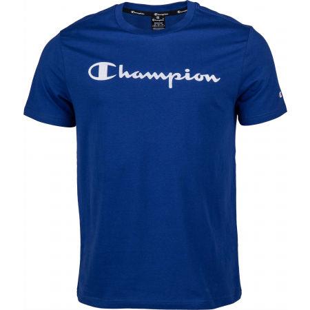 Мъжка тениска - Champion CREWNECK T-SHIRT - 1