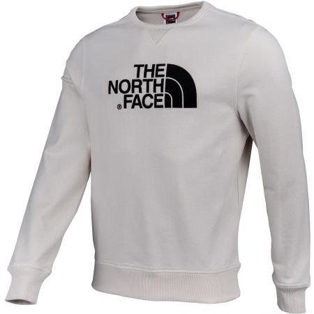 Лек мъжки суитшърт - The North Face DREW PEAK CREW LHT - 2